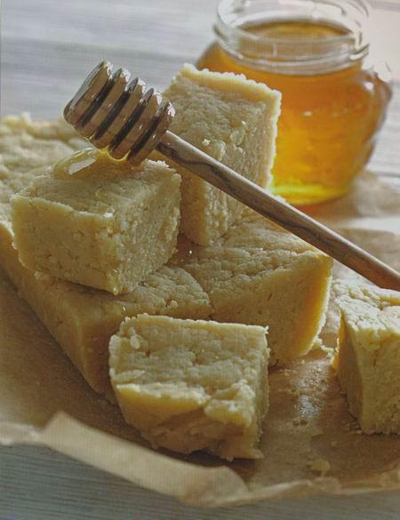 Как сделать халву с медом