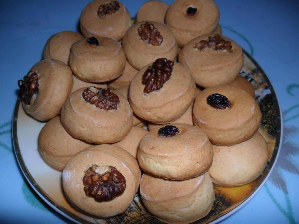 Сладкое блюдо из манки египет