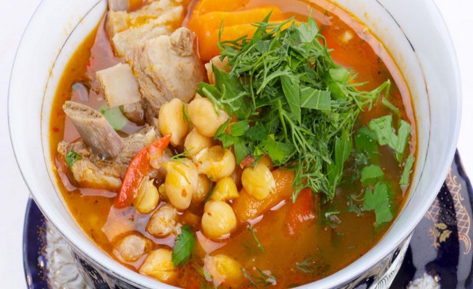Как приготовить суп из горошка