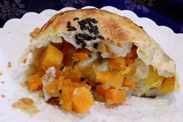 Рецепты самсы из тыквы с фото